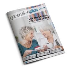generationplus (1-2015) - Lust auf´s Essen, Lust auf's Leben