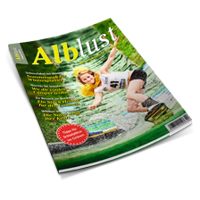 Die Alblust Sommer-Ausgabe 2016