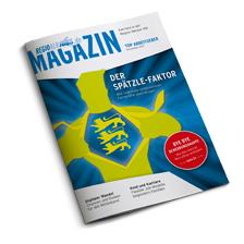 Top Arbeitgeber Magazin 2017